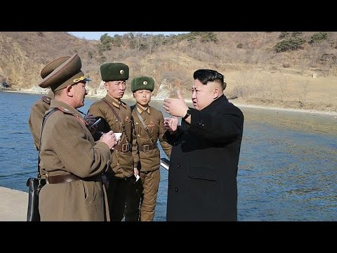 North Korea fires test missiles amid Seoul-US drills
