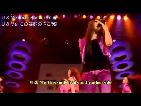 E-girls (Candy Smile) | Romaji + Kanji + English Lyric Translation | Full HD
