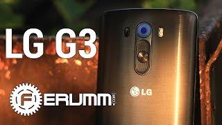 LG G3 подробный видеообзор. Ответы на все вопросы по LG G3. Особенности, фишки от FERUMM.COM