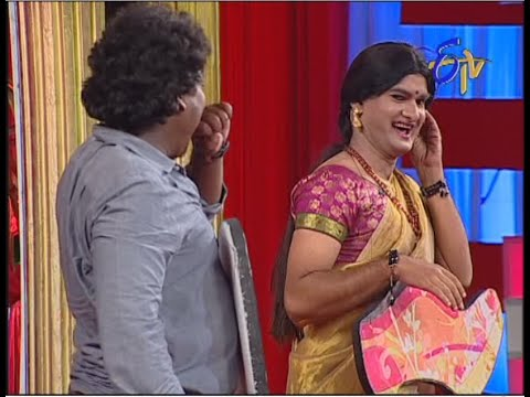Jabardasth   - జబర్దస్త్ -     Shakalaka Shankar Performance on 11th September 2014