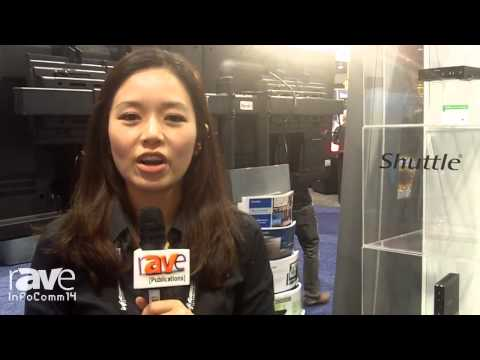 InfoComm 2014: Shuttle Introduces DS81 Digital Signage Player