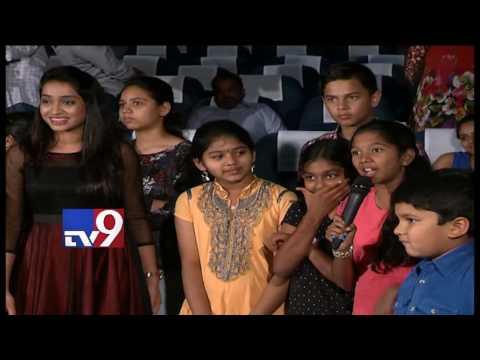 Rana Daggubati In Conversation With Kids On Ghazi Movie ! - TV9 thumbnail