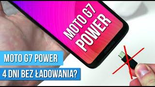 Motorola Moto G7 Power - Recenzja - ŁADOWARKA staje się ZBĘDNA / Mobileo [PL]