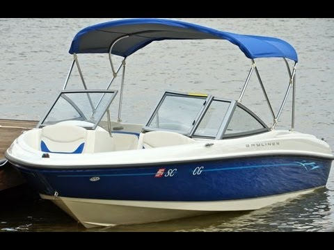 NEW!! 2006 Bayliner 175 Review and Ultimate Find !!!