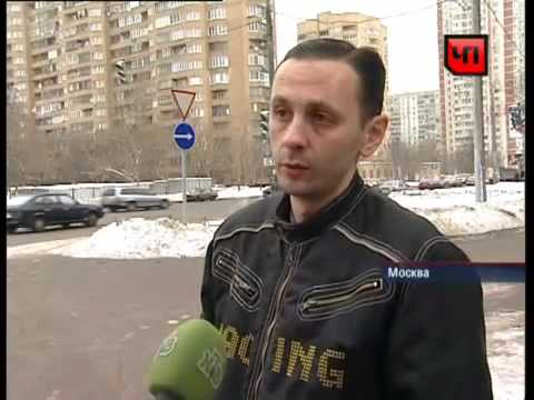 убийца водителя снегоуборщика - мент из управления МВД