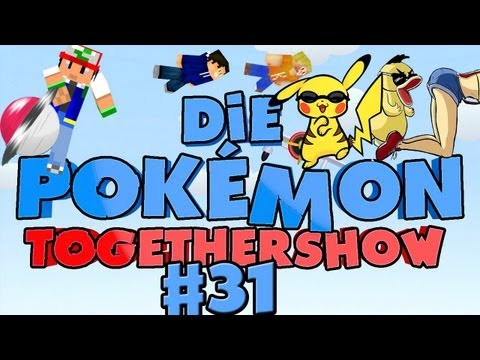Pokemon Togethershow #31 Glumanda und Pikachu ♥ Minecraft Pixelmon