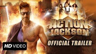 Krrish 3 - Action Jackson Official Trailer | Ajay Devgn, Sonakshi Sinha, Yami Gautam & Manasvi Mamgai