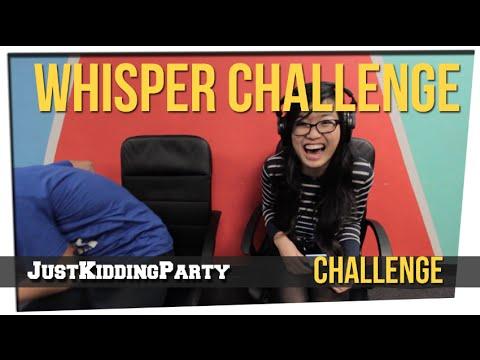 Whisper Challenge ft. Casey Chan & Julia Chow