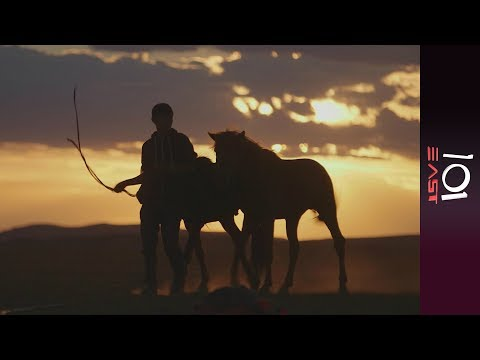 101 East - Born to Ride: Mongolia's Child Jockeys