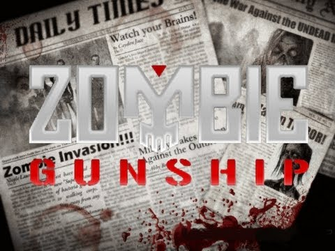 Zombie Gunship - iPhone - US - HD Gameplay Trailer