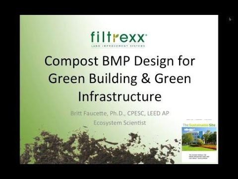 Filtrexx® LEED/Green Building