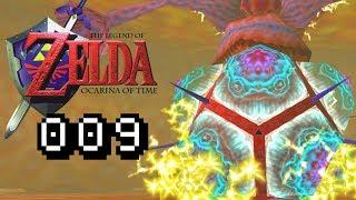 TENTAKELMONSTER BARINADE - Lets Play Zelda Ocarina of Time Gameplay #009 Deutsch German