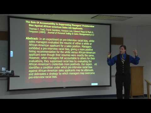 Social Psychology: Stereotype, Prejudice, Discrimination, and Just World Hypothesis/Belief