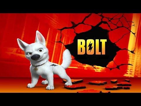 Bolt Disney Movie Game - Kids Games Fun video