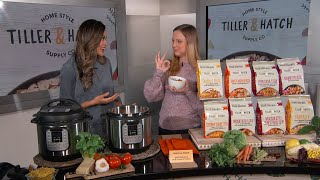 Student Who Says She Burns 'Everything' Tries Easy-To-Make Pressure Cooker Meals From Tiller & Ha…