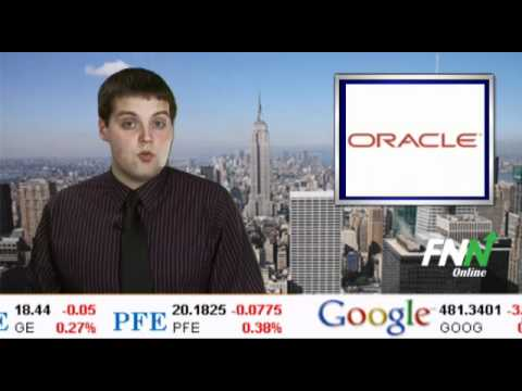 Oracle Expected to Report EPS of $0.71