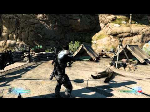 Splinter Cell Blacklist E3 2012 Gameplay Demo