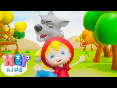 Красная Шапочка - Сказки для детей - Мультик
