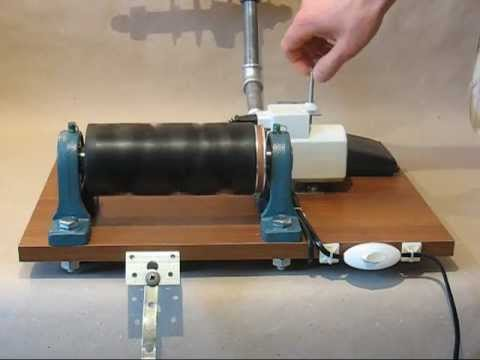Electric wool winder yarn winder cone winder wollwickler