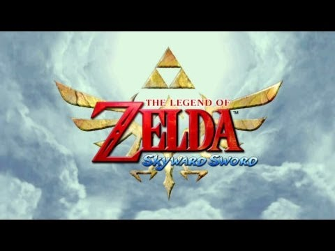The Legend of Zelda: Skyward Sword Movie [Complete Cutscene Compilation]