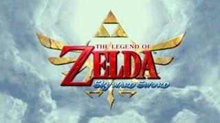 The Legend of Zelda: Skyward Sword Movie [Complete Cutscene Compilation]