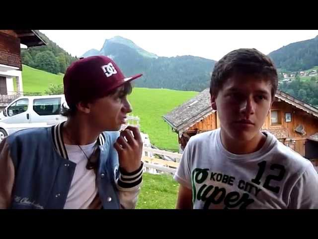What Happens in Morzine Stays in Morzine | Parkour Camp July 2015