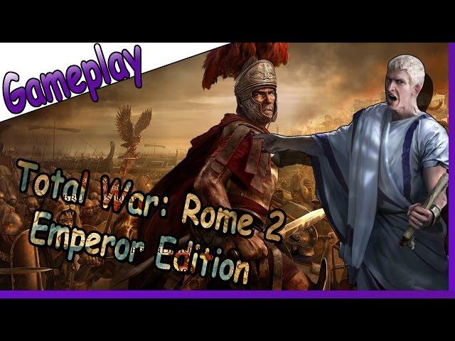 Руководство запуска: Total War: Rome 2 - Emperor Edition по сети