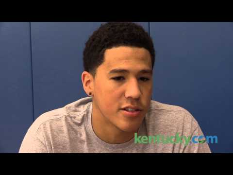 Meet the Cats: UK freshman guard Devin Booker