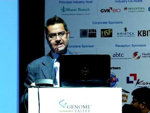 BioAsia 2012 - Attracting Risk Capital for SME & Start-up Biotech Firms in India 1