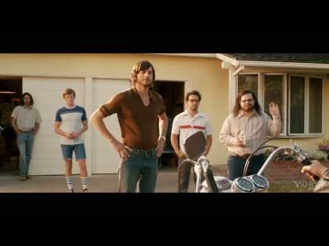 Jobs TRAILER (2013) - Ashton Kutcher, Amanda Crew Movie HD