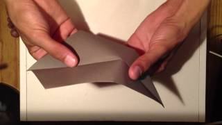 Origami Swan - How To Make Origami Swan
