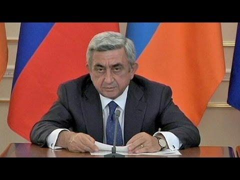 Putin Erivan'ı AB'den kopardı