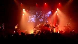 KLR  yamaha live concert au canal 93 le 12/03/2017
