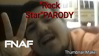 "Post Melone FT. 21 Savage-""Rockstar""PARODY"