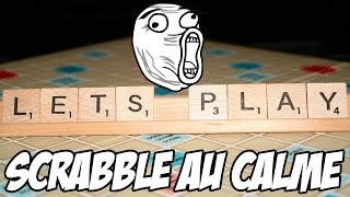BEST SCRABBLE EVER: Une partie de scrabble en famille !