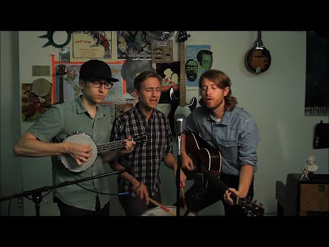 The Gregory Brothers - Wrecking Ball Country Version