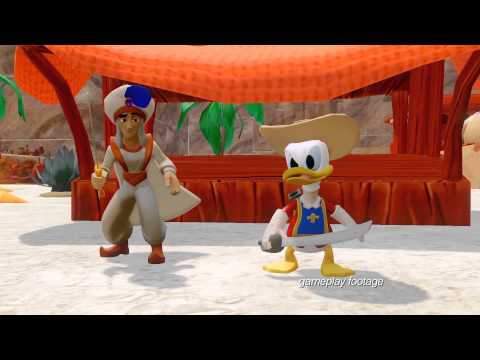 Donald Duck trailer – Disney Infinity 2.0 | HD