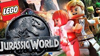 Lego Jurassic World | CREATING MY OWN DINOSAURS!!