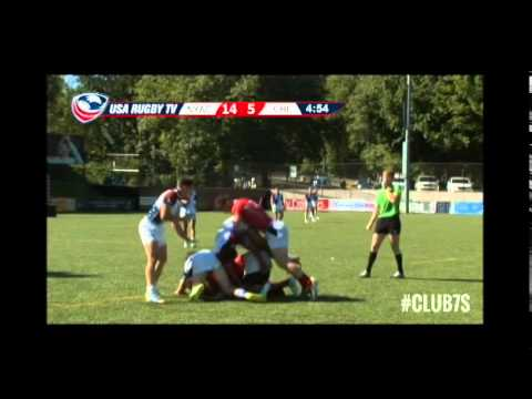 2014 Club 7s - New York Athletic vs. Chicago Lions