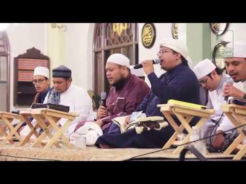 MIA MEGA 2016 -  Marhaban Ya Syahru Ramadhan dan Doa Ustaz Zahid   Masjid Sultan