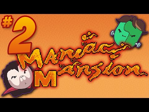 Maniac Mansion: Tentacle Trouble - PART 2 - Game Grumps