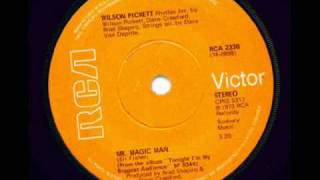 Watch Wilson Pickett Mr Magic Man video