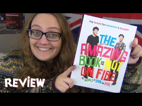 The Amazing Book is Not on Fire Review! | Tea Time