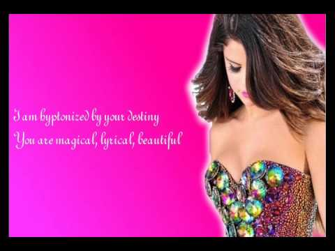 Selena Gomez - Love You Like A Love Song Lyrics video