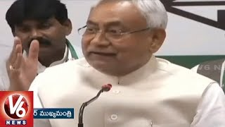 Bihar CM Nitish Kumar Revives Demand For Special Status