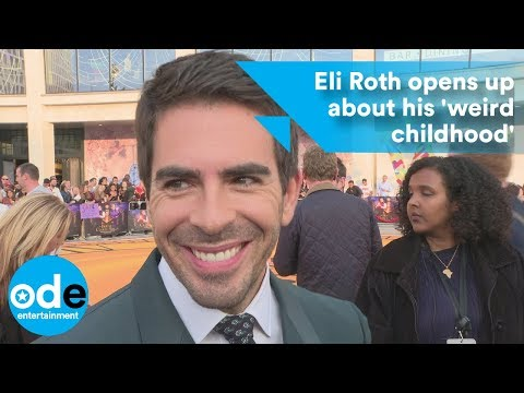 """The House With A Clock In Its Walls: Eli Roth Opens Up About """"weird Childhood"""""""