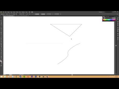 Adobe Illustrator CS6 for Beginners - Tutorial 20 - Understanding Paths