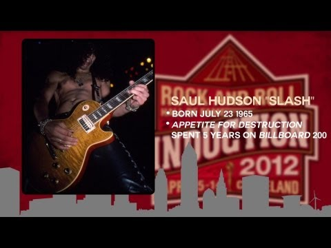 Inductee Spotlight: Guns N' Roses