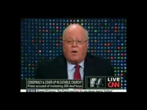 Bill Donohue: Child Molesting Priests Weren't Pedophiles