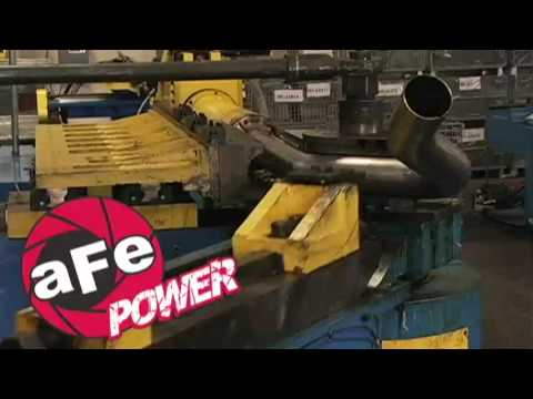 aFe Jeep Wrangler JK Power Package Install